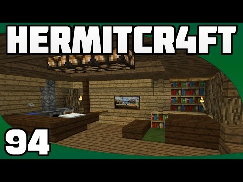 Hermitcraft 4 - Ep. 94: A False Interior