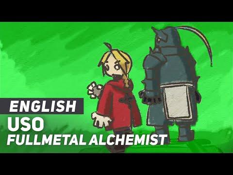 "Download Fullmetal Alchemist - ""USO""   English Ver   AmaLee"
