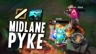 Imaqtpie - THIS IS WHY MID PYKE IS BROKEN 👌