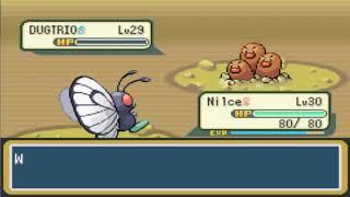 O Que Vem De Baixo Não Me Atinge, Versão Pokémon