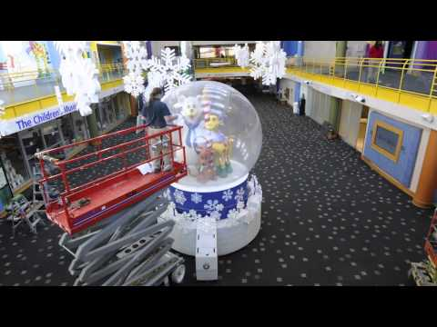 Snow Globe | This Week's WOW ep. 77 | The Children's Museum of Indianapolis
