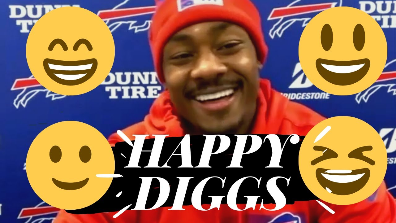 Be Happy For Stefon Diggs