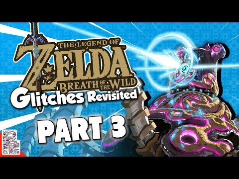 Glitches in Breath of the Wild Revisited - Part 3 (THE END) - DPadGamer