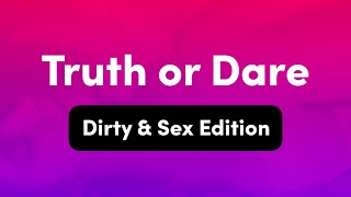 Truth or Dare: Interactive TV Question Game for Adults (18+ Dirty & Sexy Edition) screenshot 1