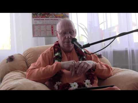 Шримад Бхагаватам 7.10.4 - Бхакти Чайтанья Свами