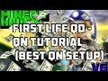 Miners Haven: First life Qd - Qn tutorial v6 (BEST QN SETUP) (FAST)