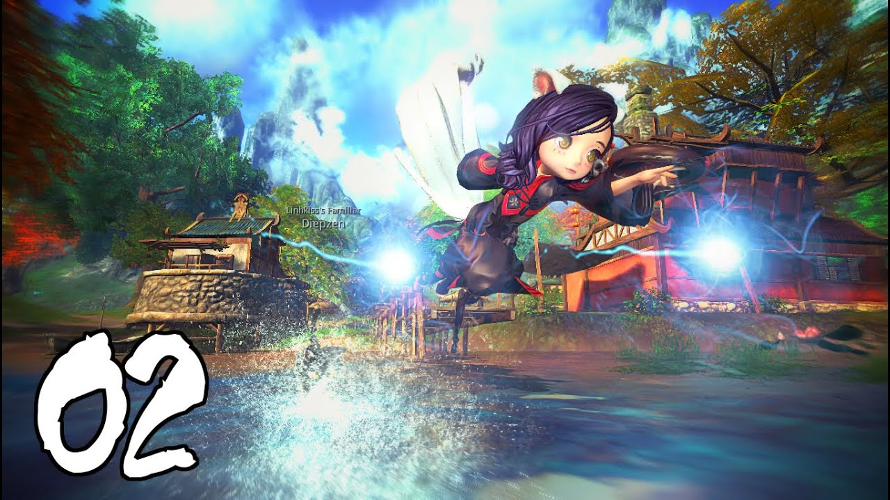 ★ Trải Nghiệm Game: Blade & Soul [Part 2] [Closed Beta]