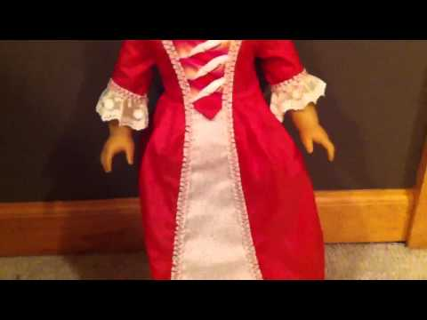 A Review Of Elizabeth Cole American Girl Doll