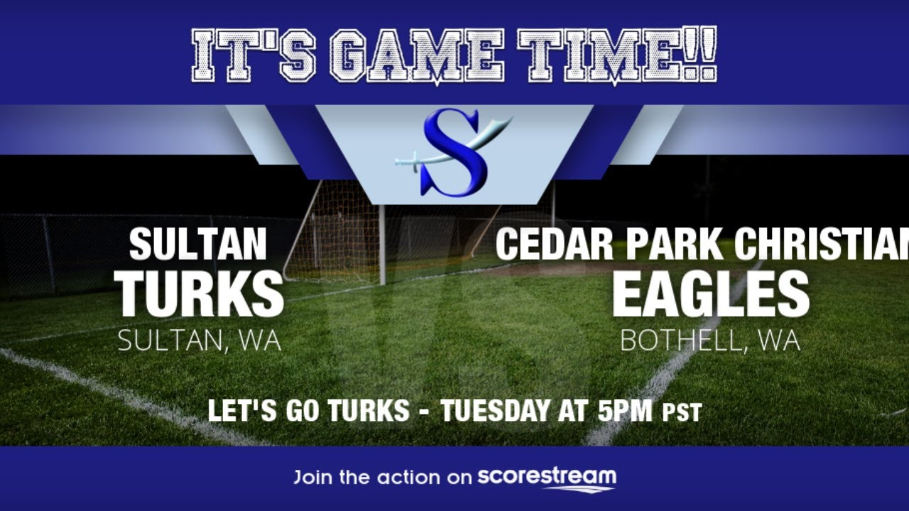 Soccer!  Senior Night! Sultan vs. CPC