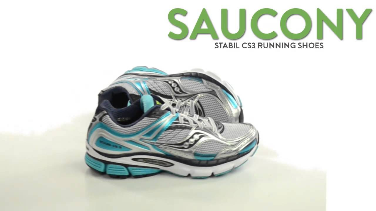 Saucony Stabil CS3 Running Shoes (For