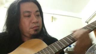 Demo Thì Thầm Mùa Xuân (Guitar) Cao Minh Đức