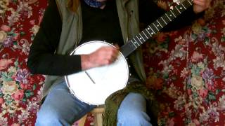 Lynchlaw - Scottish medley on banjo