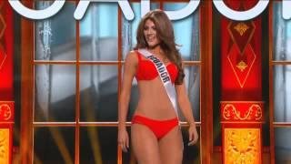 Constanza Baez / Miss Universo 2013