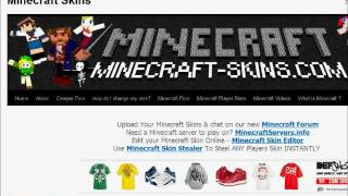 Minecraft Skin Installieren