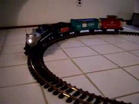 Scientific Toy Train….Scientific