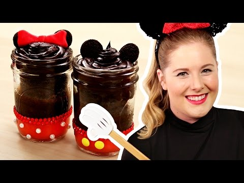 Top 5 Mickey Mouse Desserts | Disney Family