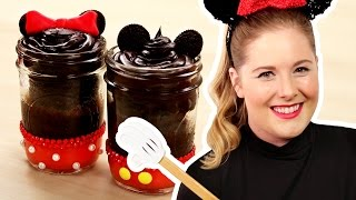 Top 5 Mickey Mouse Desserts  Disney Family