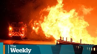 California Fires: Why doesn't Silicon Valley solve climate change? | The Weekly with Wendy Mesley