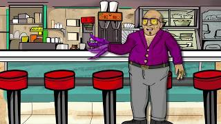 Vinnie The Squid: Part 2 (Let it Be)