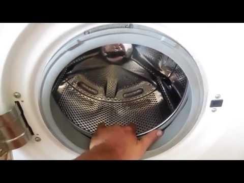 ремонт стиральной машины BEKO   ЧАСТЬ 1 разборка