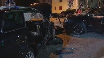 Matzingen TG: Verkehrsunfall fordert drei Verletzte