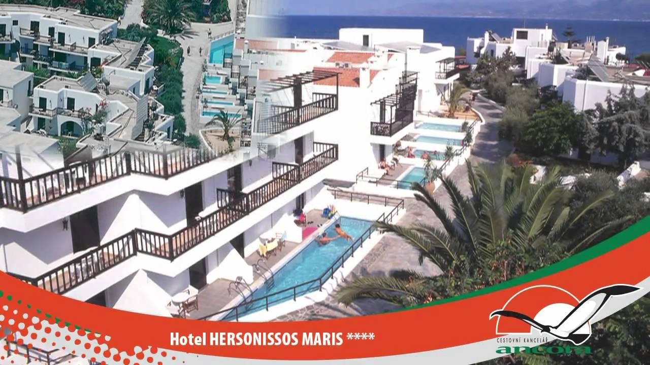 Hotel Hersonissos Maris Crete Greece