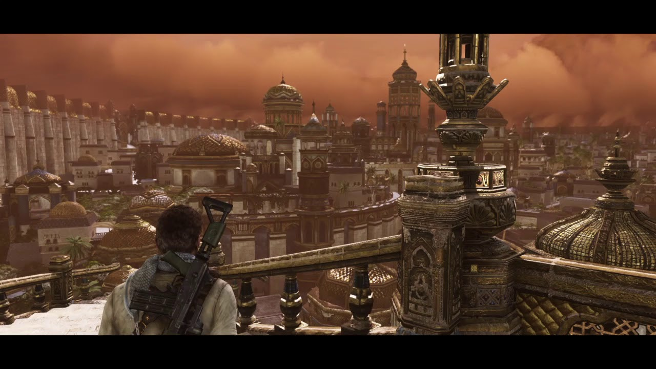 Uncharted 3 : The Atlantis of ...