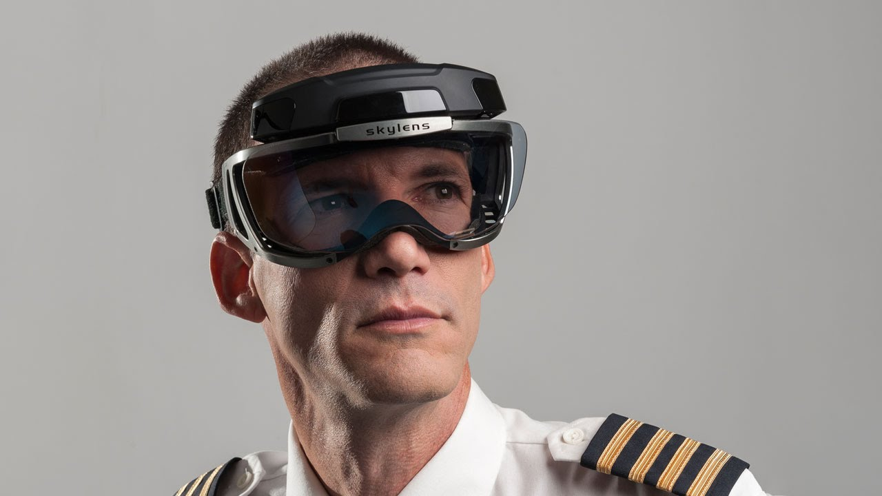 Elbit S Clearvision Enhanced Vision System And Skylens