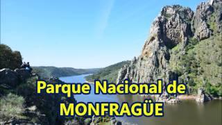 MONFRAGÜE, Parque Nacional, Cáceres [HD]