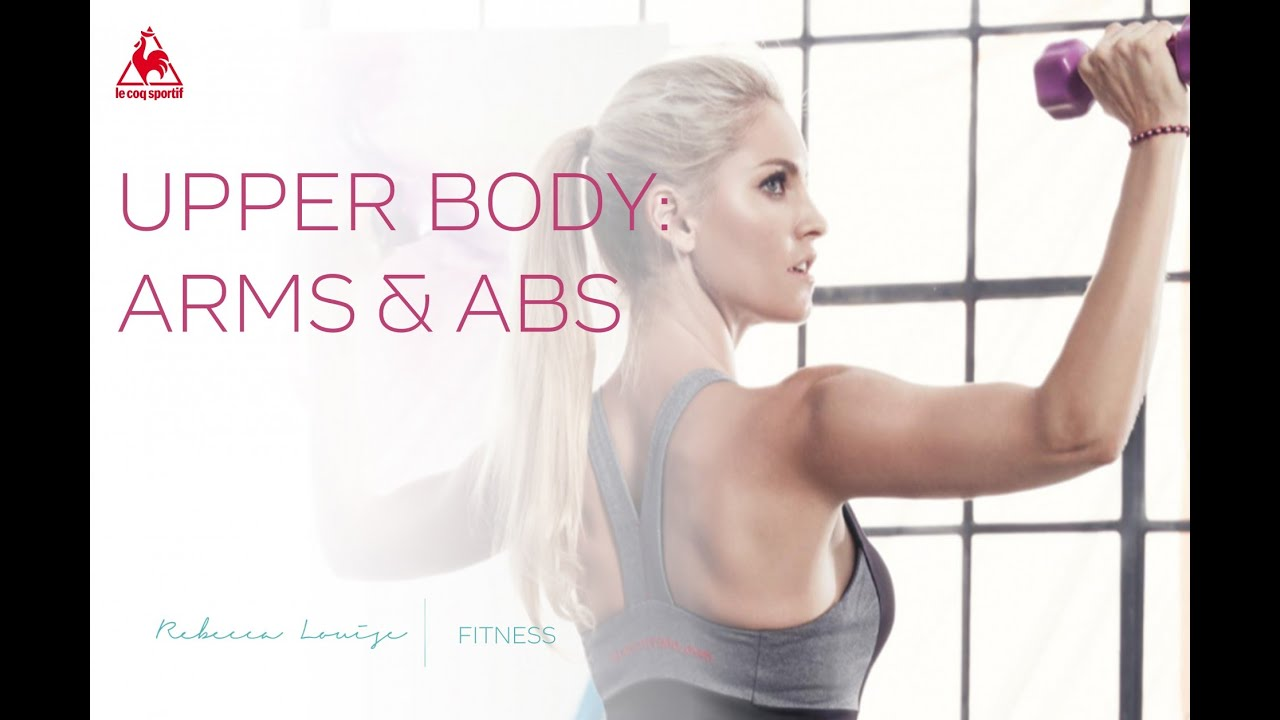 Upper Body Arms Abs