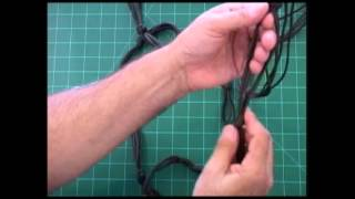 The Paracord Weaver: How To - Quick and Easy Hammock Attachment System