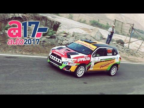 Auto 2017 | Rally ACP: Premio Presidente de la República