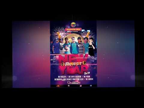 Dj Ajay | Asaiya Kathula | Remix | New Year Blast | 2K19 | MixMaster Crew |