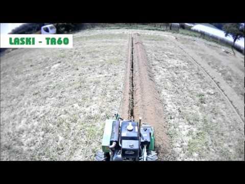 Траншеекопатель бензиновый LASKI TR60HC/GX390S