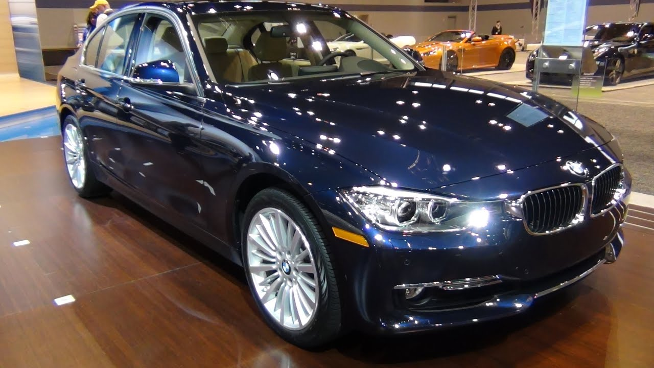 2015 bmw 328i xdrive exterior interior tour youtube. Black Bedroom Furniture Sets. Home Design Ideas