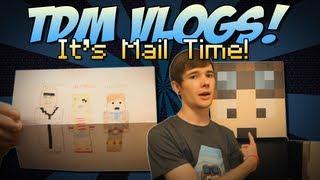 Video TDM Vlogs   It's Mail Time!   Episode 9 download MP3, 3GP, MP4, WEBM, AVI, FLV Desember 2017