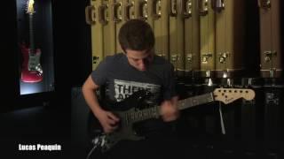 Gambar cover Fender Squier Bullet Stratocaster édition limitée  (135 euros)
