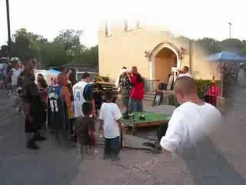 Victory Outreach Dallas TX Summer Jam 2008