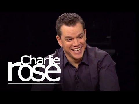 DeNiro, Damon, and Jolie talk to Charlie Rose | Charlie Rose