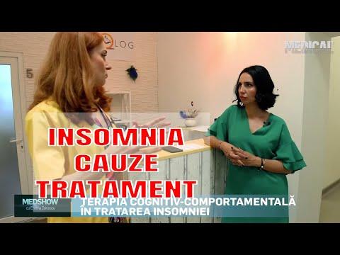MEDSHOW, cu Emma Zeicescu - Insomnia. Cauze. Riscuri. Tratament , cu somnolog Oana Deleanu
