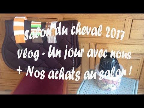 Vlog salon du cheval de paris 2017 nos achats youtube for Salon du cheval angers 2017
