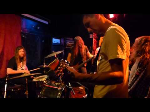 SWAMP WITCH - 9/21/13 @ Stork Club, Oakland, CA - FULL SET
