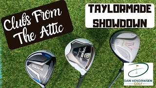 TAYLORMADE THROUGH THE YEARS