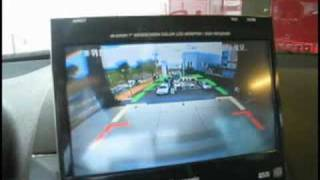 Repeat youtube video 2008 C-class W204 DVD system & backup camera