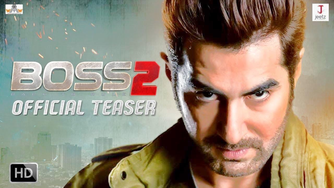 Download Bangla Movie BOSS 2 (বস দুই) 4k HD Movie Jeet and Subhasree |