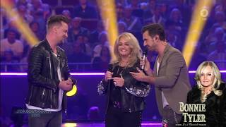 Bonnie Tyler & Ben Zucker singen zusammen ein Hit-Medly im Duett in Schlagerboom 2017