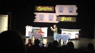 Cincinnati Christian Schools Cappies Show 2013 - Dear Mrs. Ferguson