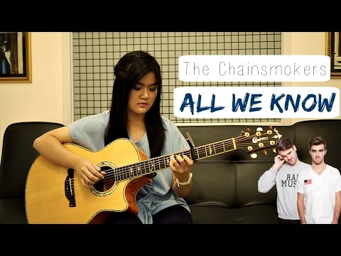 (The Chainsmokers) All We Know - Josephine Alexandra | Fingerstyle Guitar Cover