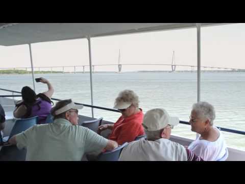 Charleston Harbor Tour by SpiritLine Cruises