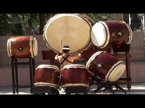 Shumei Taiko - Power of Japanese Drums